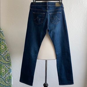 Ag Adriano Goldschmied Jeans - AG Adriano Goldschmied Tomboy Relaxed Straight